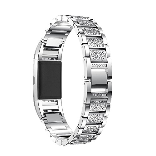 Picture of a Kanzd Luxury Crystal Stainless Steel