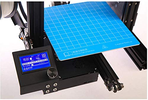 Fdm home 3d printer,auto leveling 3d printer high precision with print size 220220250mm