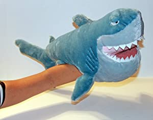 Disney Finding Nemo Bruce 25 Plush Shark
