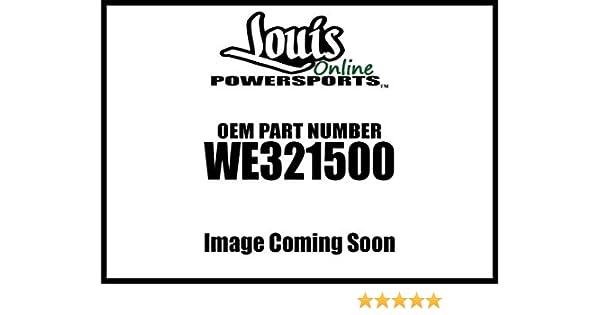 Black EPI Heavy Duty Rear Suspension Spring WE321500
