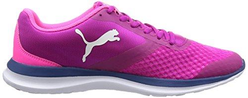 Puma Unisex-Erwachsene Flext1 Sneaker Pink (ultra magenta-puma white 06)