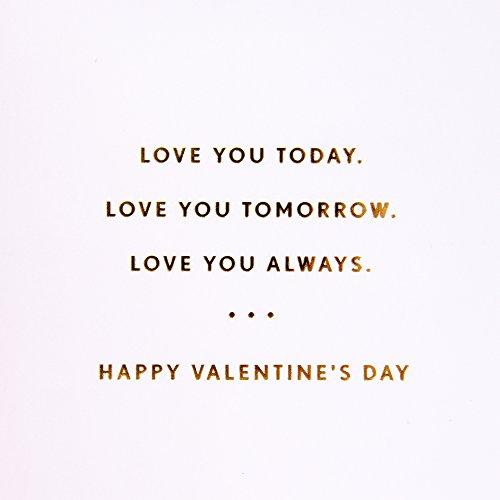Hallmark Signature Valentine's Day Card (XOXO) Photo #3
