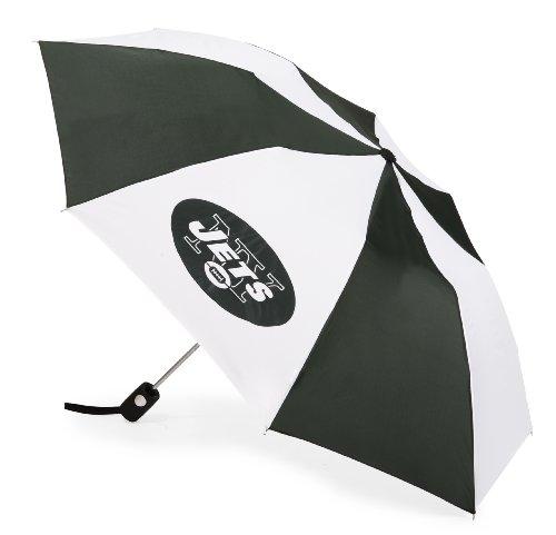 (NFL New York Jets Auto Folding Umbrella)