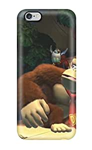 Best Premium donkey Kong Country: Tropical Freeze Case For Iphone 6 Plus- Eco-friendly Packaging 2589559K74614719