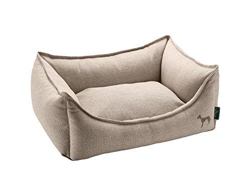 HUNTER Living 60858 Dog Bed 100 x 75 x 32 cm Beige