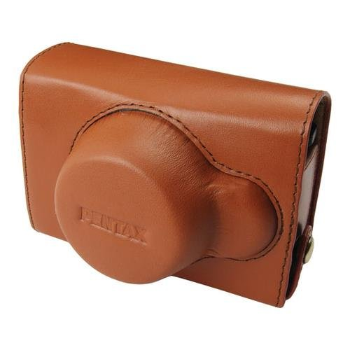 Pentax Leather - Pentax Q vintage Leather Case