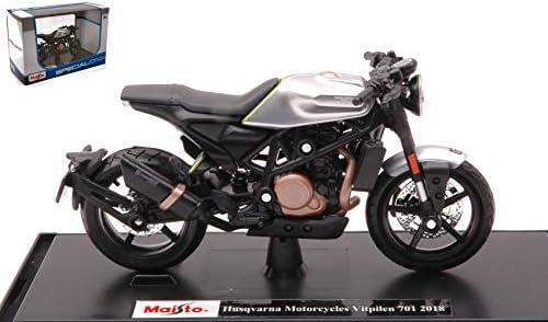 Bmw r nine t urban gs 1:18 moto burago scala modellismo
