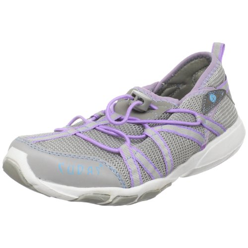 Cudas Women's Tsunami-Wos water Shoe,Grey,8 M US