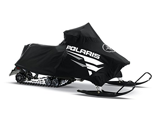 AxysTM Rush® Snowmobile Canvas Cover - Black By Polaris