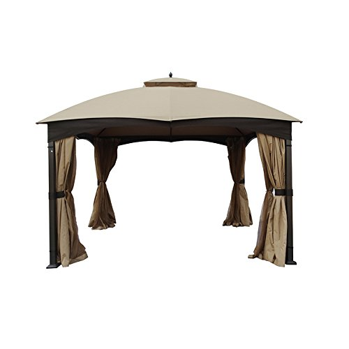 Apex Garden Replacement Canopy Top For Allen Roth 10 Ft