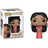 Padma Patil: Fun ko Pop! Vinyl Figure & 1 Compatible Graphic Protector Bundle (099 - 42845 - B)