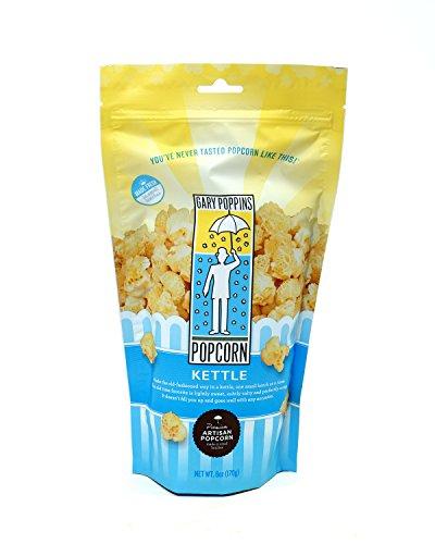 Gary Poppins Kettle Popcorn, Bag, 6oz