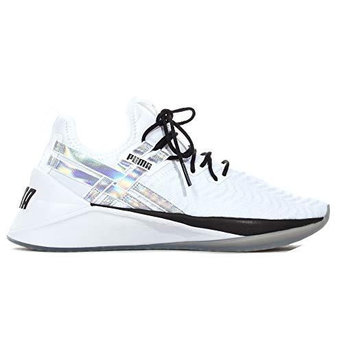 (PUMA Jaab XT Iridescent TZ Women's Shoes - SS19-7.5 - White)