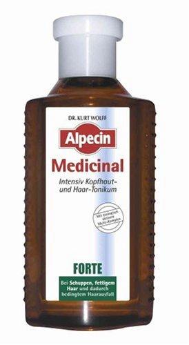 Alpecin Medicinal Forte Intensive Tónico Capilar - 200 ml: Amazon.es: Belleza