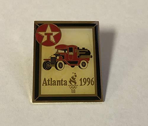 1996 Atlanta Olympics Texaco Car Pin