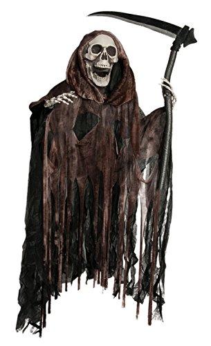 4 ft. (Grim Reaper Costumes Sickle)