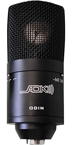 Overhead Stereo Assembly - ADK Microphones ODIN Cardioid Condenser Microphone