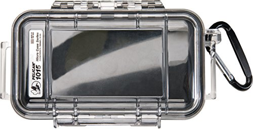 Pelican  1015-006-100 Micro Case with Clear Lid