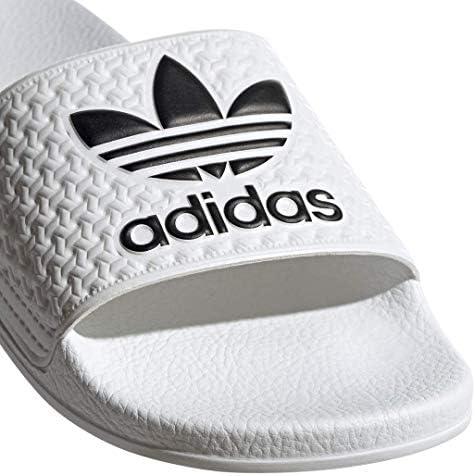 adidas Originals ユニセックスアディレトサンダルホワイト