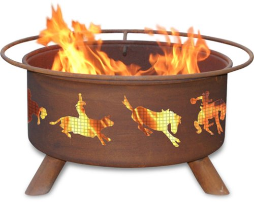 Patina Pits (Patina Products F104, 30 Inch Western Fire Pit)