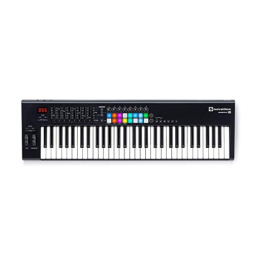 Novation Launchkey 61 USB Keyboard Controller for