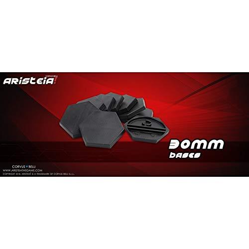 上質で快適 Aristeia B07DLC8C27 mm六角Bases。30 mm六角Bases。30 B07DLC8C27, トータルスポーツ:f10e1b41 --- arianechie.dominiotemporario.com