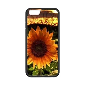 Sunflower DIY Cover Case for iPhone6 4.7