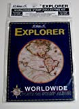 Explorer World Wide Stamp Collecting Kit