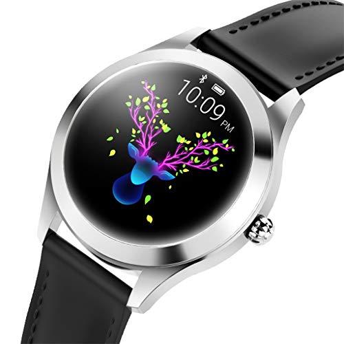 Hot Sale! Women Elegant Smart Watch, NDGA IP68 Waterproof Heart Rate Monitoring Bracelet Fitness for Android iOS Smart Watch (Black) by NDGDA Smart Watch (Image #3)