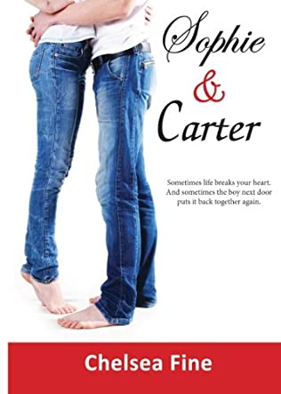 book cover of Sophie & Carter