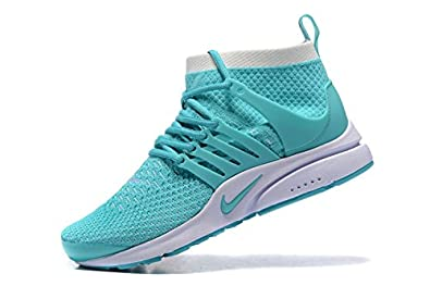 02d4ebcf3edf4 Image Unavailable. Image not available for. Colour: Nike Men's Air Presto  Ultra Flyknit Polyester Running Shoes ...