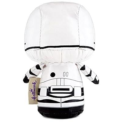 Hallmark itty bittys Star Wars First Order Stormtrooper Stuffed Animal Itty Bittys Movies & TV; Sci-Fi: Toys & Games