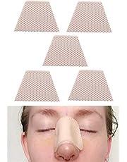 Thermoplastische neusspalken - Neus Externe Ondersteuning Protector voor Neus Brace Brectuur, Rhinopla-sty Septopla-sty, ENT, Orthop-edische Immob-ilization, 5 PCS (L)