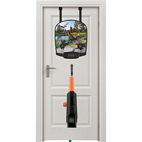 Black Series Over the Door Bird Hunting Game l Target Indicator Scoreboard and Interactive Sound Effects