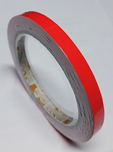 fluorescent-red-border-sticker-high-visibility-colored-glossy-vinyl-tape-self-adhesive-multi-purpose