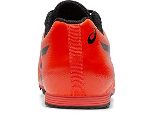 ASICS Unisex's Hyper LD 6 Track & Field Shoes 5