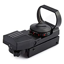 Life-Plus JH400 Holographic Electro Red Green Dot Sight Hunting Scope 11MM 11 x 22 x 33
