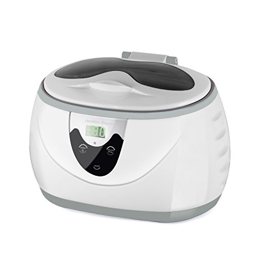 Saeveck Ultrasonic Jewelry Cleaner