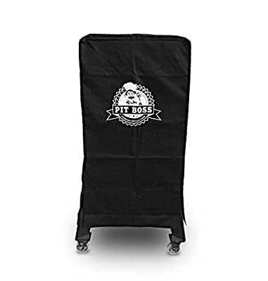 Pit Boss Grills 73350 Electric Smoker Cover, Black from Dansons, Inc