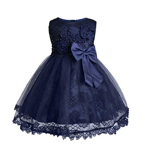 Little Girls Princess Aurora Costume Halloween Party Dress Up(Blue 2,150cm)]()