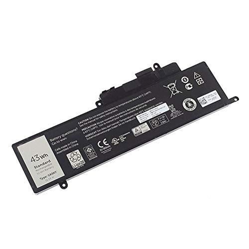 - Binger New GK5KY Replacement Replacement Battery Compatible With Dell Inspiron 13-7347 11-3147 13-7000 Type