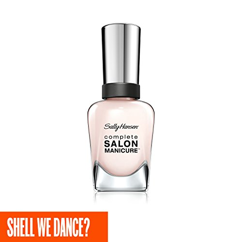 Sally Hansen Salon Pro Gel Nail Polish: Sally Hansen Salon Pro Gel Starter Kit, Shell We Dance