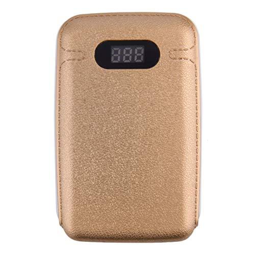 Sunnyflowk 8000mAh Universal Mobile Power Bank Cargador de batería USB para teléfonos Inteligentes Exquisitamente…