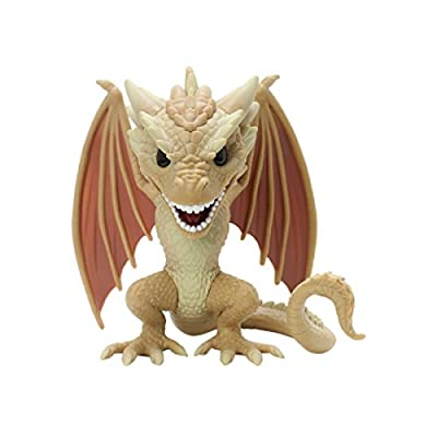 Funko Game Of Thrones Pop! Viserion Vinyl Figure: Toys & Games