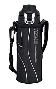 THERMOS Sports FFF-500F-BK Black | Stainless Thermos 0.5 liter (16.9 oz.) (japan import)
