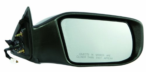 Nissan Passenger Side Mirror - Depo 315-5419R3EB Nissan Altima Sedan 2.5L Passenger Side Non-Heated Power Mirror (Sedan 4 door Without Signal)