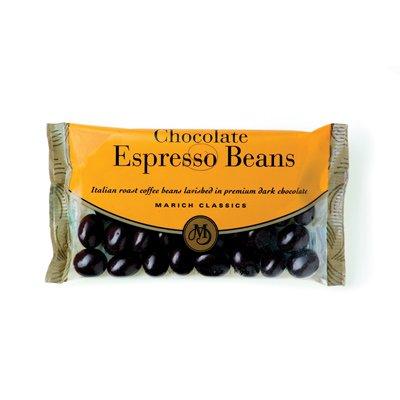 Espresso Beans Bag: 12 Count (Chocolate Beans Espresso Marich)