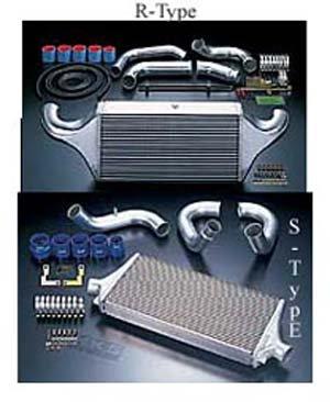 HKS 1301-Z01US Intercooler Kit