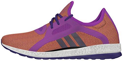 adidas Pureboost X, Zapatillas de Running Para Mujer Morado (Pursho / Puruni / Dorsol)