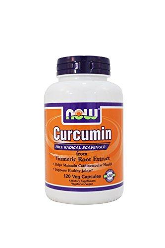 Now Foods: curcumine curcuma Extrait de racine de 665 mg, 120 vcaps